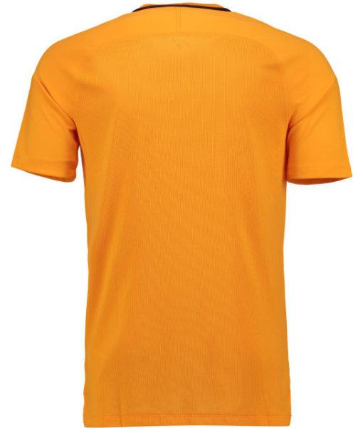 NIKE ASローマ 17/18 Squad トレーニング トップ Orange