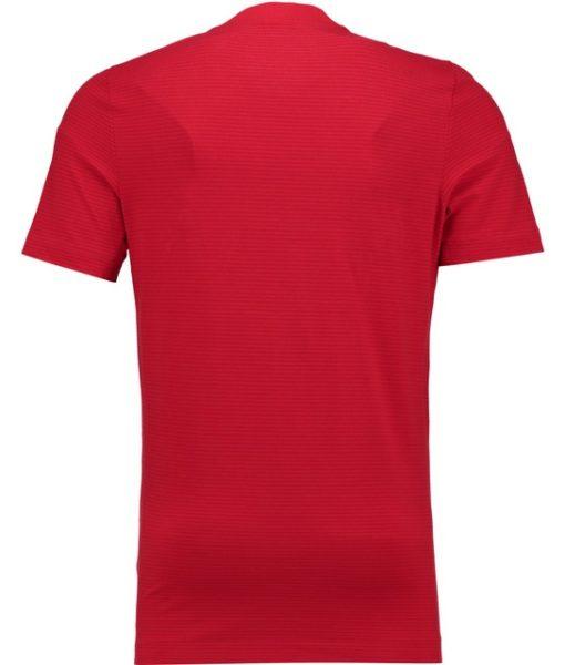 NIKE アトレティコマドリード 17/18 オーセンティック グランドスラム ポロシャツ Red