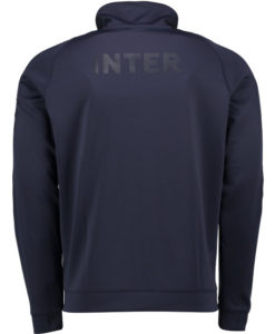 NIKE インテル 17/18 オーセンティック トラック ジャケット Blue