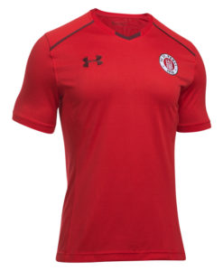 Under Armour ザンクトパウリ 17/18 トレーニング Tシャツ  Red