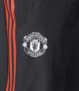 adidas マンチェスターユナイテッド 17/18 UEFA CL トレーニング ウーブン パンツ Black