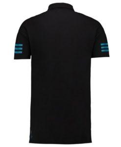 adidas レアルマドリード 17/18 UEFA CL トレーニング ポロシャツ Black