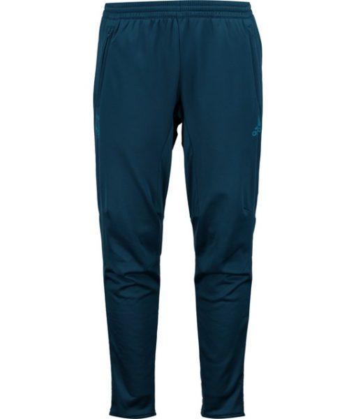 adidas レアルマドリード 17/18 UEFA CL トレーニング パンツ Blue 1