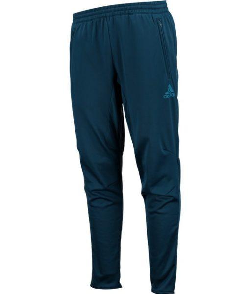 adidas レアルマドリード 17/18 UEFA CL トレーニング パンツ Blue