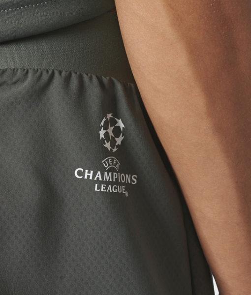 adidas バイエルン ミュンヘン 17/18 UEFA CL トレーニング ショーツ Green