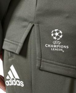 adidas バイエルン ミュンヘン 17/18 UEFA CL トレーニング ハイブリッド トップ Green