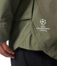 adidas ユベントス 17/18 UEFA CL トレーニング オールウェザージャケット Green