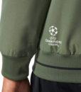 adidas ユベントス 17/18 UEFA CL トレーニング プレゼンテーション ジャケット Green