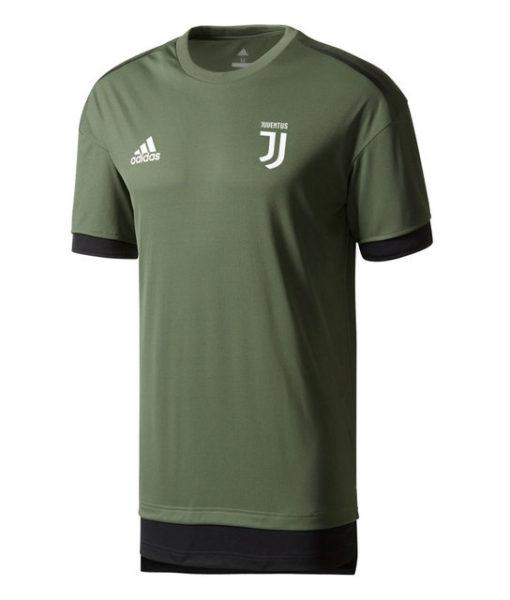 adidas ユベントス 17/18 UEFA CL トレーニング ジャージー Green 1