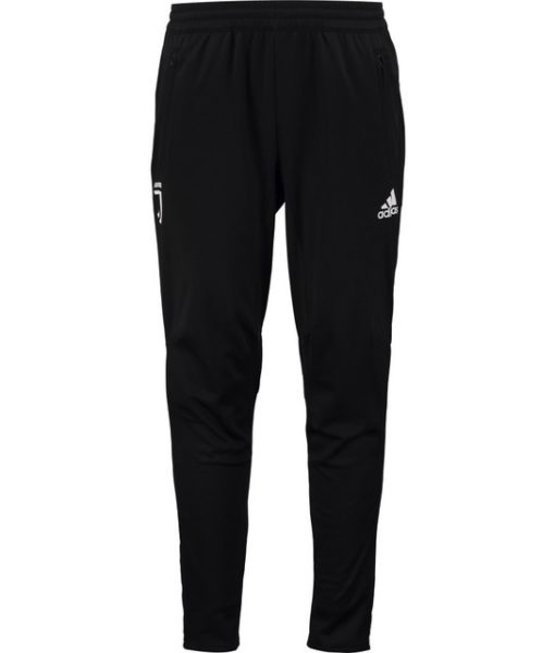 adidas ユベントス 17/18 UEFA CL トレーニング パンツ Black 1
