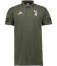 adidas ユベントス 17/18 UEFA CL トレーニング ポロシャツ Green