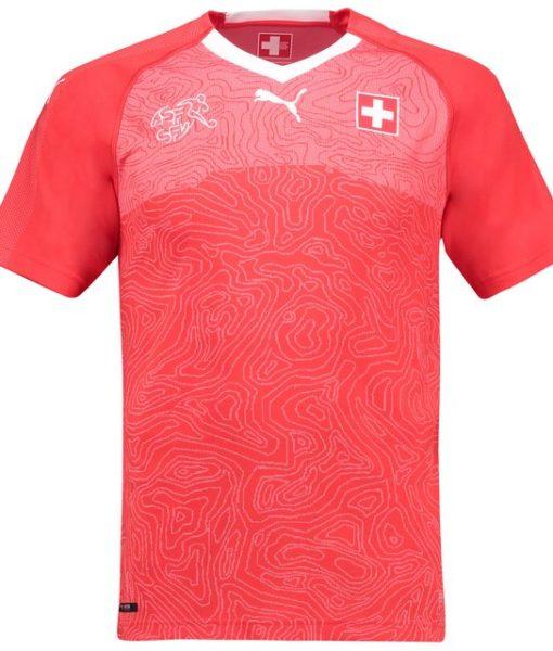 PUMA スイス 2018 ホーム シャツ