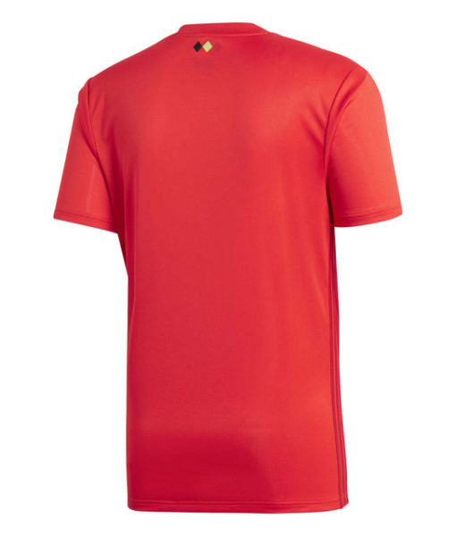 adidas ベルギー 2018 ホーム シャツ