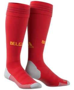 adidas ベルギー 2018 ホーム ソックス
