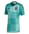 adidas スペイン 2018 ホーム ゴールキーパー シャツ