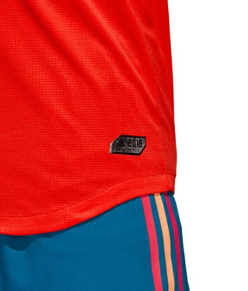 adidas スペイン 2018 オーセンティック ホーム シャツ