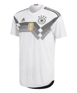adidas ドイツ 2018 オーセンティック ホーム シャツ
