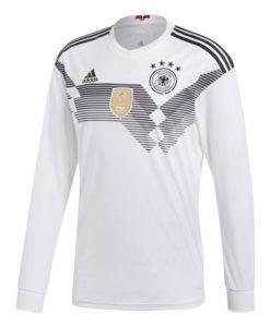 adidas ドイツ 2018 ホーム シャツ 長袖