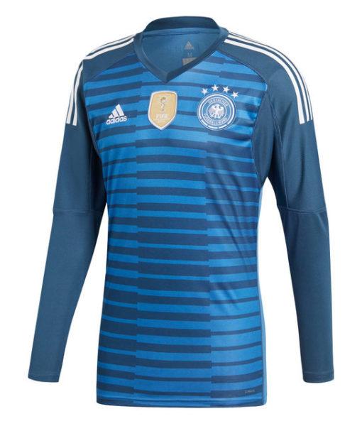 adidas ドイツ 2018 ホーム ゴールキーパー シャツ  1