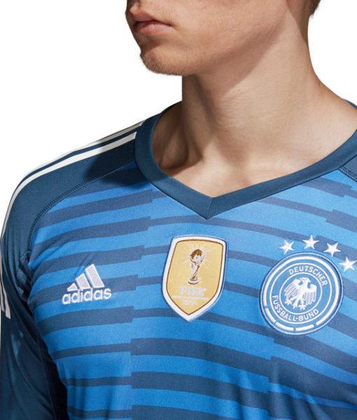 adidas ドイツ 2018 ホーム ゴールキーパー シャツ