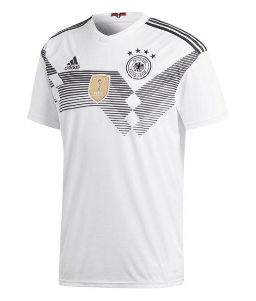 adidas ドイツ 2018 ホーム シャツ  1