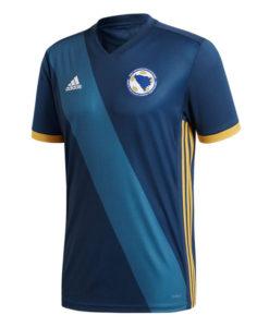 adidas ボスニアヘルツェゴビナ 2018 ホーム シャツ