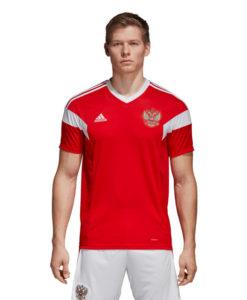 adidas ロシア 2018 ホーム シャツ