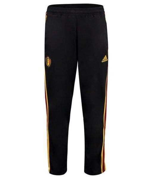 adidas ベルギー 17/18 トレーニング プレゼンテーション パンツ Black 1