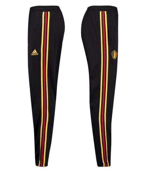 adidas ベルギー 17/18 トレーニング プレゼンテーション パンツ Black