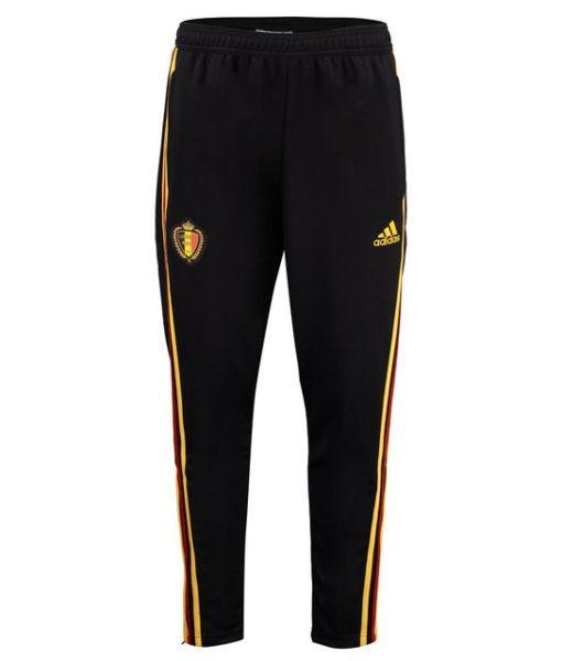 adidas ベルギー 17/18 トレーニング パンツ Black 1