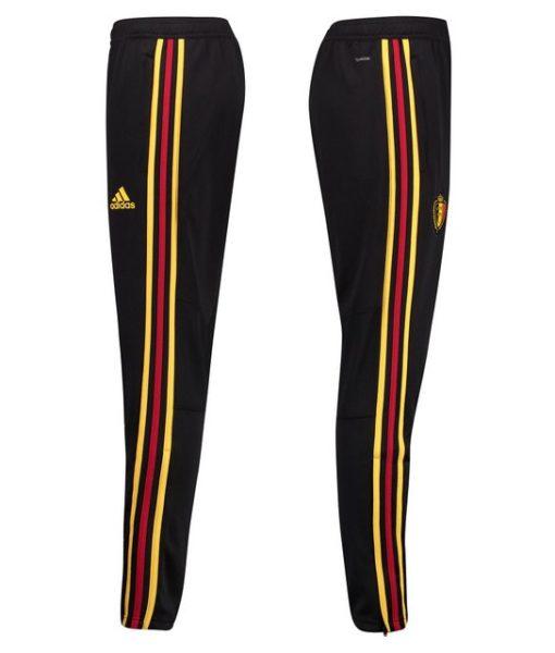 adidas ベルギー 17/18 トレーニング パンツ Black