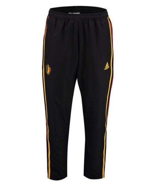 adidas ベルギー 17/18 トレーニング ウーブン パンツ Black 1
