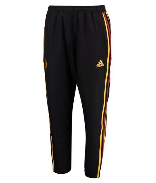adidas ベルギー 17/18 トレーニング ウーブン パンツ Black