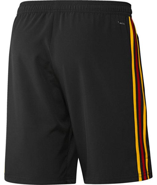adidas ベルギー 17/18 トレーニング ウーブン ショーツ Black
