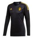 adidas ベルギー 2018 ホーム ゴールキーパー シャツ