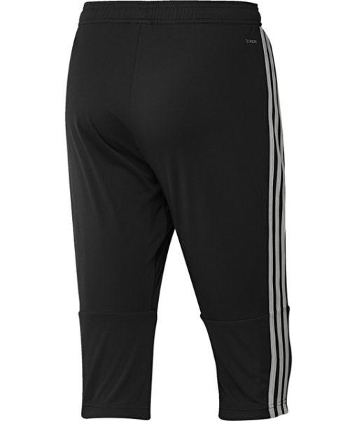adidas ドイツ 17/18 トレーニング クォーター パンツ Black