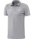 adidas ドイツ 17/18 トレーニング ポロシャツ Grey