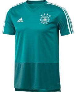 adidas ドイツ 17/18 トレーニング ジャージー Green