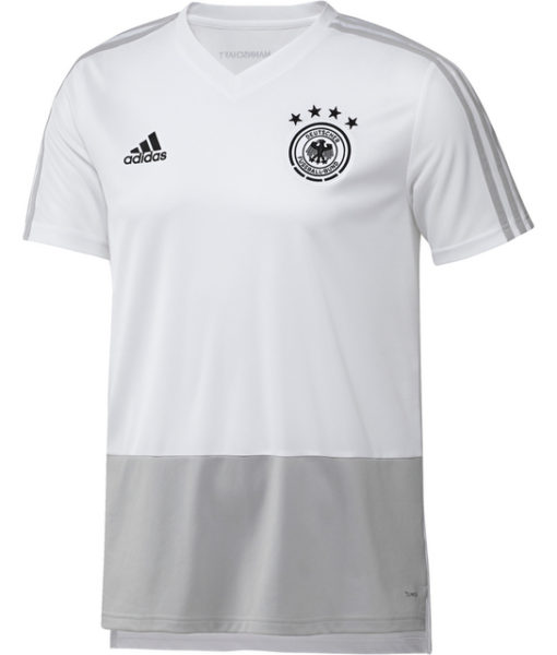 adidas ドイツ 17/18 トレーニング ジャージー White 1