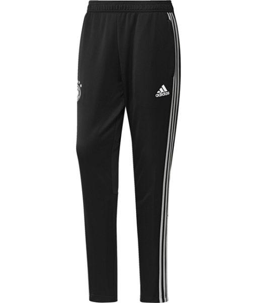 adidas ドイツ 17/18 トレーニング パンツ Black 1