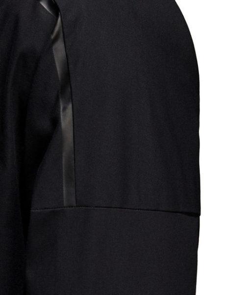 adidas コロンビア 17/18 ZNE ウーブン アンセム ジャケット Black