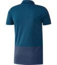 adidas スペイン 17/18 トレーニング ポロシャツ Blue