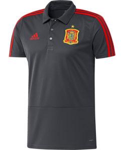 adidas スペイン 17/18 トレーニング ポロシャツ