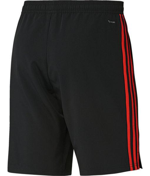 adidas スペイン 17/18 トレーニング ウーブン ショーツ Black