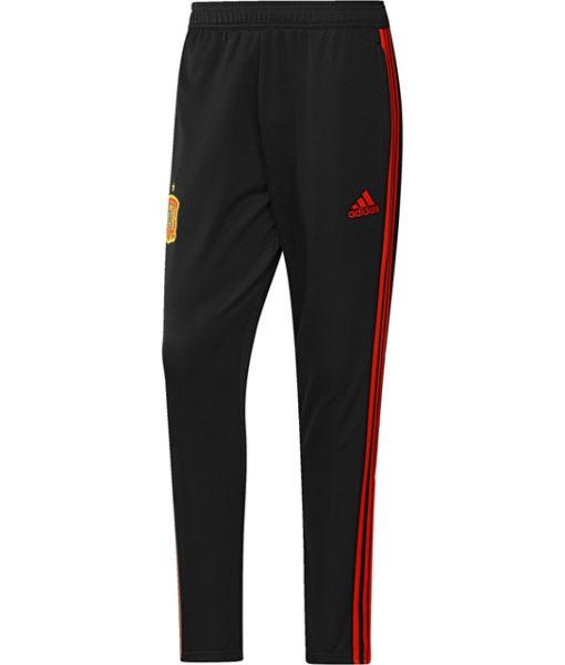 adidas スペイン 17/18 トレーニング パンツ Black 1
