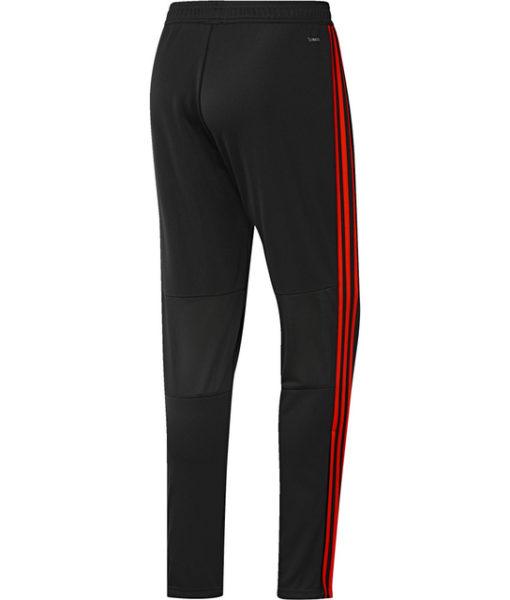 adidas スペイン 17/18 トレーニング パンツ Black