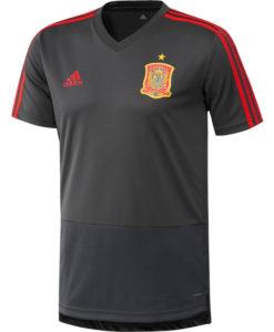 adidas スペイン 17/18 トレーニング ジャージー