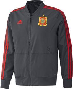 adidas スペイン 17/18 トレーニング プレゼンテーション ジャケット