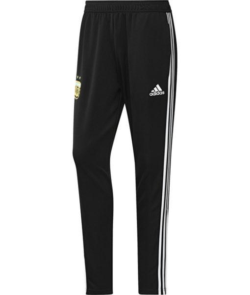 adidas アルゼンチン 17/18 トレーニング パンツ Black 1