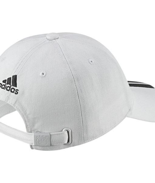 adidas ドイツ 17/18 3ストライプ キャップ White